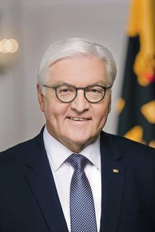 Federal President Frank-Walter Steinmeier, patron of the foundation
